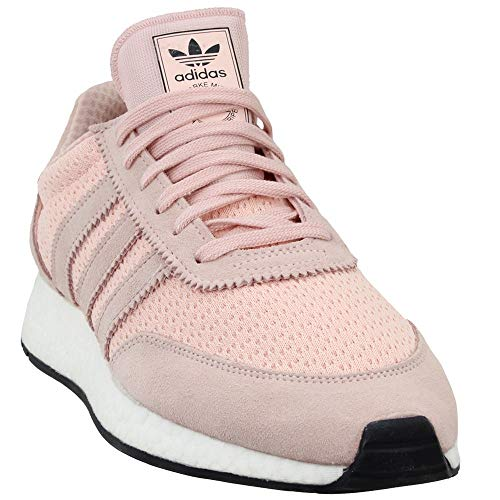adidas Originals Men's I-5923 Running Shoe (10 M US, Pink/White/Black)