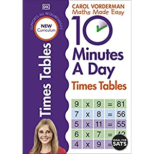 10-Minutes-A-Day-Times-Tables-Made-Easy-Workbooks-Paperback--16-Jan-2014