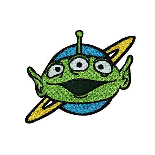 n Iron On Patch Disney Pixar Movie Character Craft Applique ()