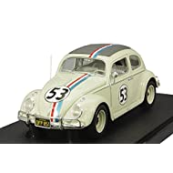 Hot Wheels Elite Heritage Herbie The Love Bug Vehicle (1:18 Scale)