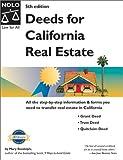 Deeds for California Real Estate, Mary Randolph, 0873378024