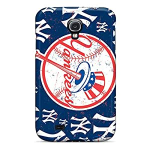 For Galaxy S4 Premium Tpu Case Cover New York Yankees Protective Case
