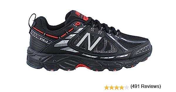 New Balance MT510 del Hombres Trail Trail Running Shoe: Amazon.es ...