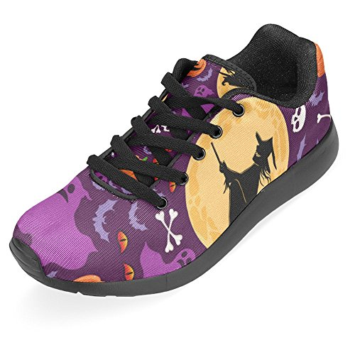 InterestPrint Womens Jogging Running Sneaker Lightweight Go Easy Walking Casual Comfort Running Shoes Multi 21 c4s1C3YmI