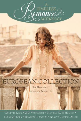 European Collection Timeless Romance Anthology ebook product image