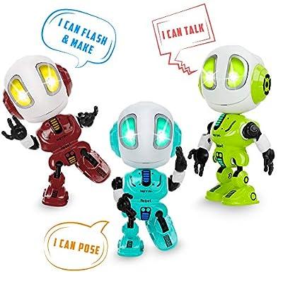 BZseed Mini Talking Robots for Kids