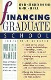 Financing Graduate School, Patricia McWade, 1560796383