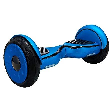 Patín eléctrico INFINITON INROLLER Q3 - Azul, Altavoz Bluetooth, Smart Balance