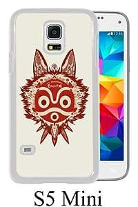 PAN Personalized Design princess mononoke 1 White Samsung Galaxy S5 Mini Case