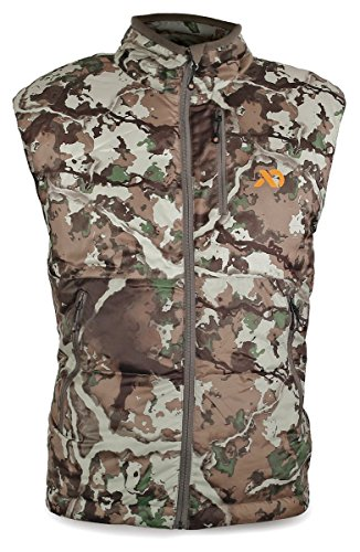First Lite Uncompahgre Vests, Camo, Large by First Lite