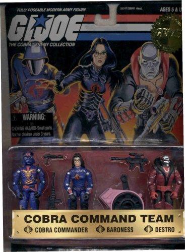 GI Joe : Cobra Command Team 3pk]()