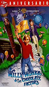 Willy Wonka And The Chocolate Factory Vhs Amazon.com: Willy Wonk...