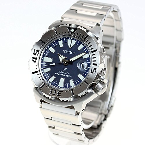 - SEIKO PROSPEX LIMITED MODEL DIVER SCUBA SZSC003 MENS JAPAN IMPORT