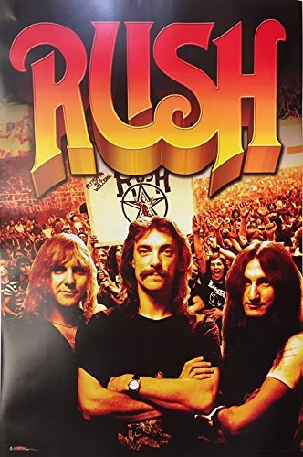 Buy neil peart poster
