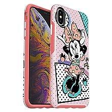 OtterBox Symmetry Series Disney Totally Disney for iPhone Xs Max RAD Minnie