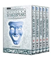 Bbc Shakespeare Comedies Dvd Giftbox from BBC