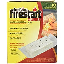 DURAFLAME COWBOY 01845 18 Count Duraflame Fire Start Cubes