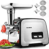 Upgrade Electric Meat Grinder, ALTRA Stainless Steel Meat Mincer...