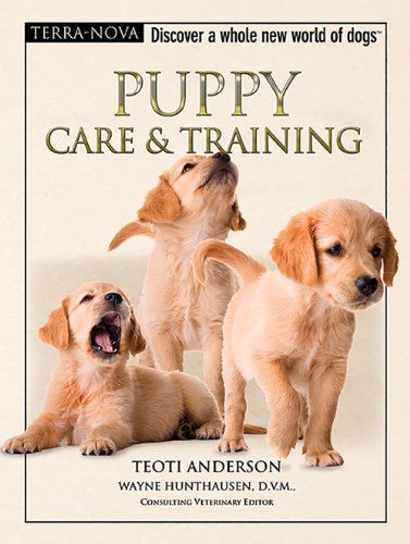 Puppy Care & Training (Terra-Nova Series) for $<!--$3.38-->