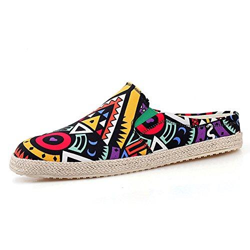 Zapatos de moda de verano/Zapatos casuales cómodos/Zapatos de los hombres salvajes A
