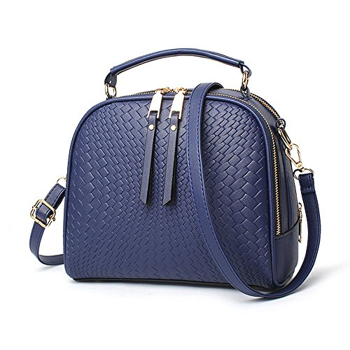 Ladies Épaule Sac Unique Fashion Blue Épaule Navy Bleu Marine Unique Main Loisirs À qpq6wxHX