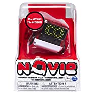 Novie, Interactive Smart Robot for Kids with Over 75 Actions & Learns 12 Tricks, Red