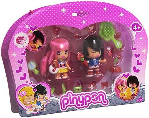 Amazon.es: Pinypon Amigas Enamorados: Juguetes y juegos