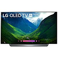 LG OLED65C8PUA 65-in OLED 4K HDR Smart TV