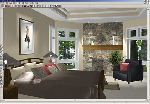 Amazon Com Better Homes And Gardens Interior Designer Old Version Software