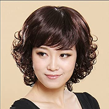 Amazon Com Hot Air K Tease With Money Bangs Fluffy Wig Corn Hot
