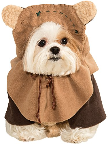 Rubie's Star Wars Collection Pet Costume, Small, Ewok for $<!--$13.82-->