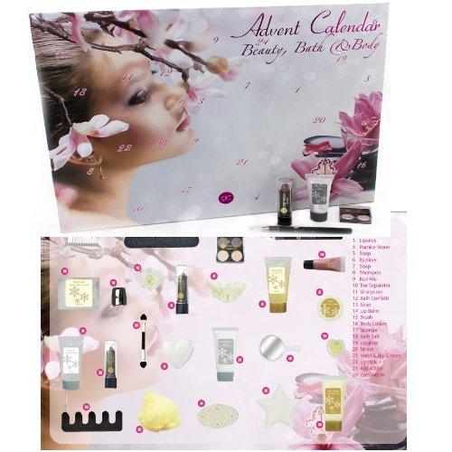 Super Wellness und Kosmetik Adventskalender Bath Body & Make-up WoW! (70) Beautycase