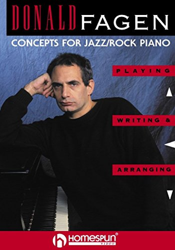 Jazz Piano Software - Donald Fagen - Concepts for Jazz/Rock Piano [Instant Access]