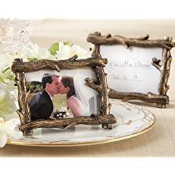 """Scenic View"" Tree-Branch Place Card/Photo Holder - Set of 24"