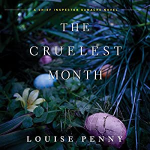 The Cruelest Month Hörbuch