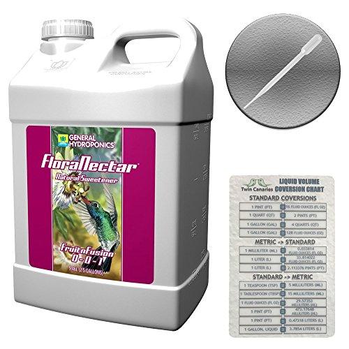 General Hydroponics FLORANECTAR FRUIT-N-FUSION SWEETENER ...