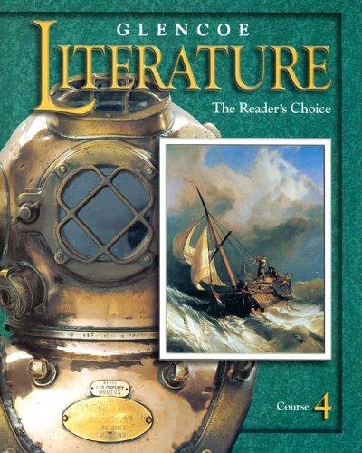 Glencoe Literature Course 4: The Reader's Choice