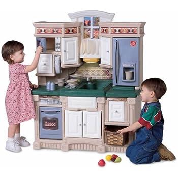 Amazon Com Step2 Lifestyle Custom Kitchen Toys Games