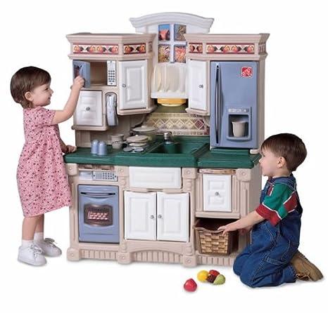 amazon com step2 step 2 lifestyle dream kitchen toys games rh amazon com