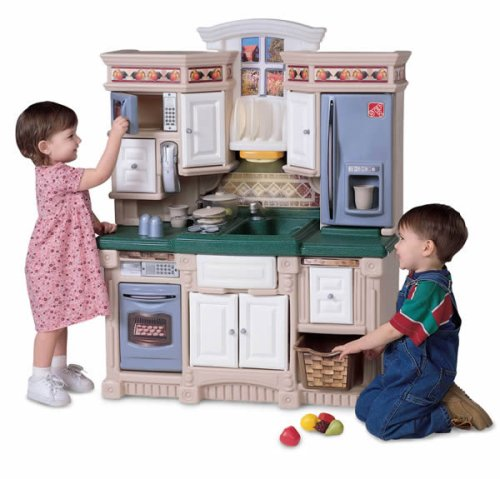 amazon com step2 step 2 lifestyle dream kitchen toys games rh amazon com  step 2 kids kitchen sets