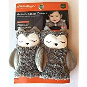 Eddie Bauer Animal Strap Covers - Owl