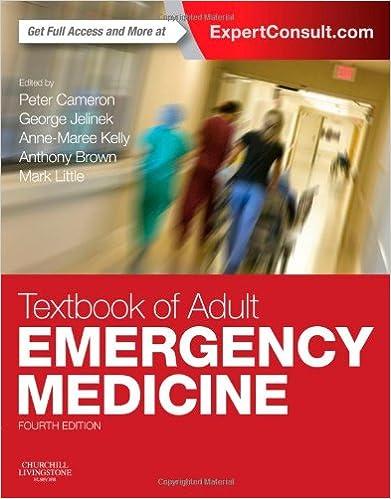 emergency medicine textbook Adult
