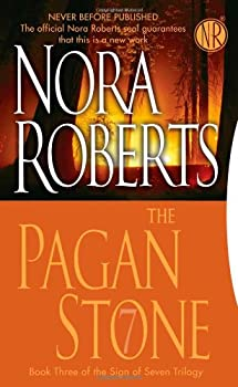 The Pagan Stone 0515144665 Book Cover