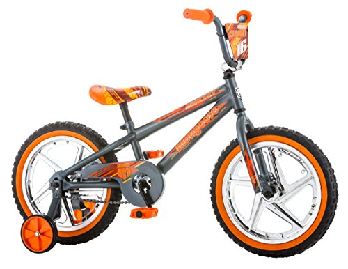 "Pacific Cycle Mongoose Boys Skid Bicycle with 16"" Wheels,..."