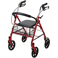 Tek Widget 4 Wheel Drive Rollator Walker
