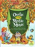 Owlie and His Magic Music, Sharon Olexa Crandall, 0966237838
