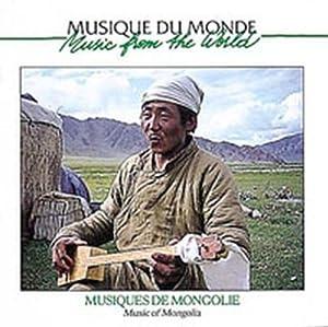 """Afficher """"Musiques de Mongolie"""""""