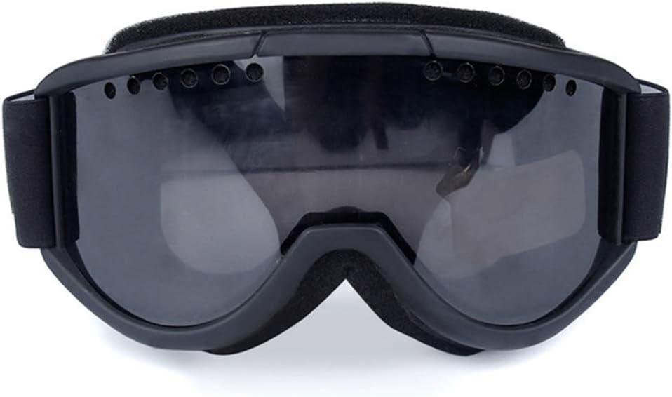 LILY Gafas De Esquí, Nieve Equipos Anti-Vaho Gafas De Esquí Gafas De Esquí De Mesa Dobles Individuales Y Dobles A Prueba De Viento para Hombres, Mujeres Y Jóvenes - Protección UV