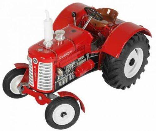 Kovap 385 zetor s50 super trattore rosso