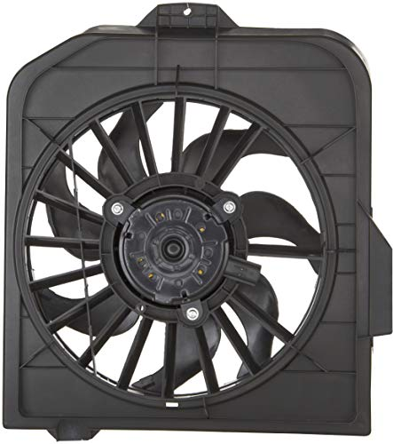 Spectra Premium CF13016 Air Conditioning Condenser Fan Assembly